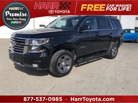Pre-Owned 2016 Chevrolet Tahoe LT 4D Sport Utility 4WD