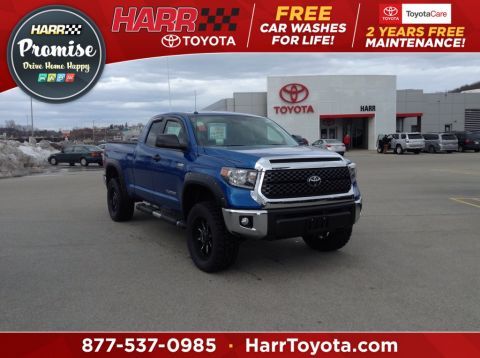 New 2018 Toyota Tundra SR5 4D Double Cab