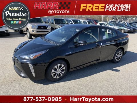 New 2020 Toyota Prius XLE AWD-e 5D Hatchback AWD