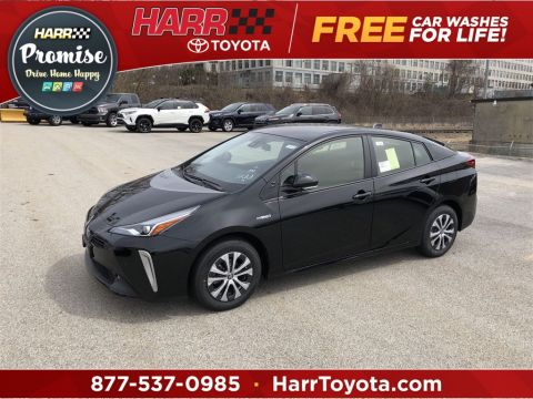 New 2020 Toyota Prius LE AWD-e 5D Hatchback AWD