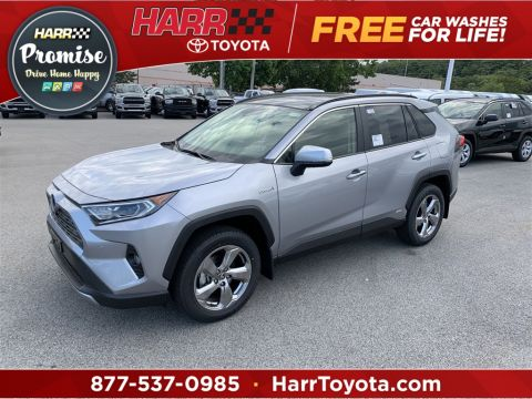 New 2020 Toyota RAV4 Hybrid Limited 5 AWD