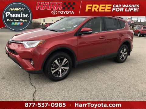 Pre-Owned 2017 Toyota RAV4 XLE 4D Sport Utility AWD