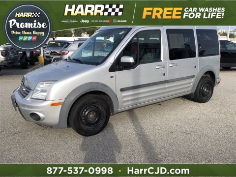 Pre-Owned 2013 Ford Transit Connect XLT Premium