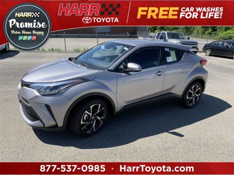 New 2020 Toyota C-HR XLE 4D Sport Utility FWD