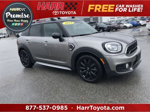 2019 MINI Cooper S Countryman ALL4 Signature